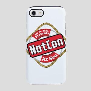 NotCon at Sea Logo iPhone 8/7 Tough Case