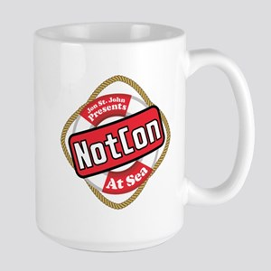 NotCon at Sea Logo Mugs