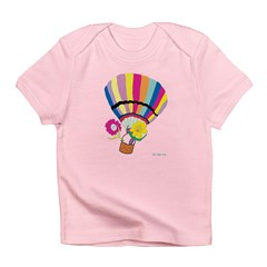 Ballooning With Sunflowers T-Shirt