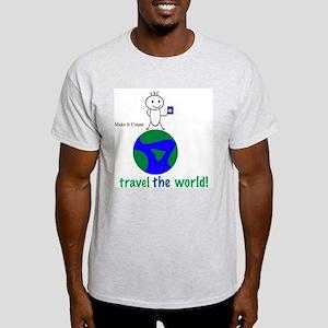 Travel Light T-Shirt