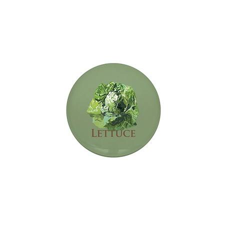 Leafy Lettuce Mini Button (100 pack)