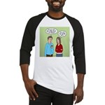 Diet Pill Meaningless Claims Baseball Tee