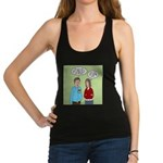 Diet Pill Meaningless Claims Racerback Tank Top