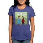 Diet Pill Meaningless Cla Womens Tri-blend T-Shirt