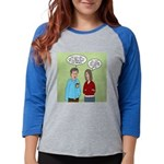 Diet Pill Meaningless Claims Womens Baseball Tee