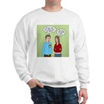 Diet Pill Meaningless Claims Sweatshirt