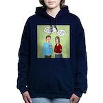Diet Pill Meaningless Cl Women's Hooded Sweatshirt