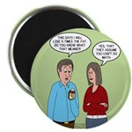 Diet Pill Meaningless Claims Magnet