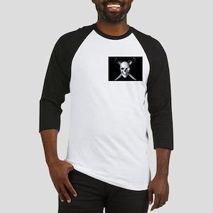 Pirate Skull Flag Baseball Jersey