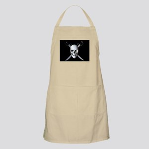Pirate Skull Flag BBQ Apron