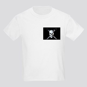 Pirate Skull Flag Kids T-Shirt