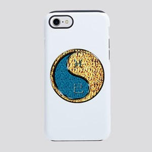 Pisces & Fire Snake iPhone 8/7 Tough Case