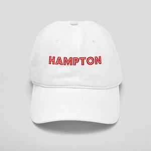 Retro Hampton (Red) Cap