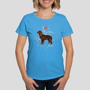 Boykin Spaniel Women's Dark T-Shirt