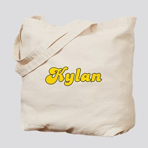 Retro Kylan (Gold) Tote Bag