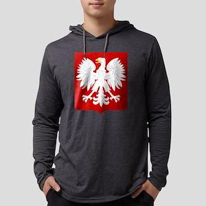 Arms of Poland Long Sleeve T-Shirt