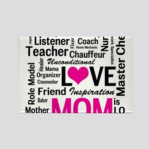 Do it All Mom, Mother's Day, Birthday Magnets