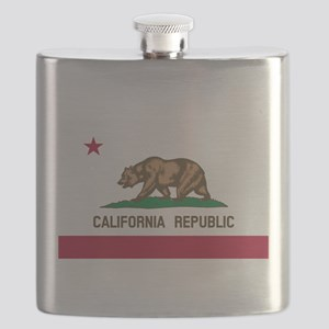 CALIFORNIA BEAR Flask