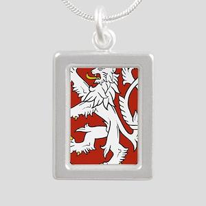 Coat of Arms czechoslovakia Necklaces