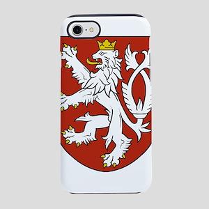 Coat of Arms czechoslovakia iPhone 8/7 Tough Case