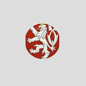 Coat of Arms czechoslovakia Mini Button