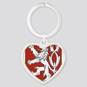 Coat of Arms czechoslovakia Keychains