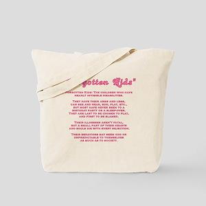 Kids Special Needs Tote Bag