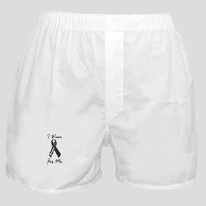 I Wear Black For Me 1 Boxer Shorts