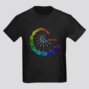 """Cam """"C"""" - Kids Dark T-Shirt"""