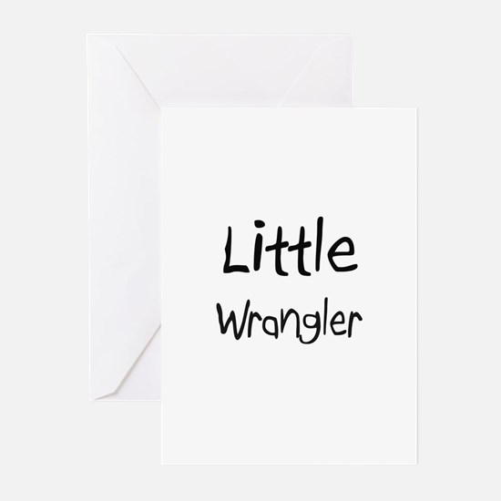 Little Wrangler Greeting Cards (Pk of 10)