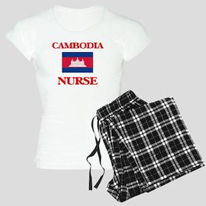 Cambodia Nurse Pajamas