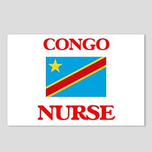 Congo Nurse Postcards (Package of 8)