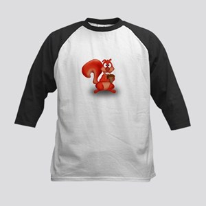 squirrel Baseball Jersey