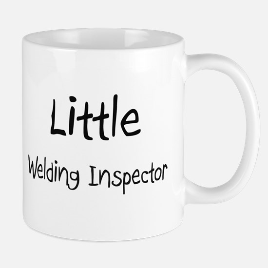 Little Welding Inspector Mug
