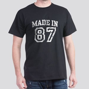 Made in 87 Dark T-Shirt