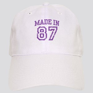 Made in 87 Cap