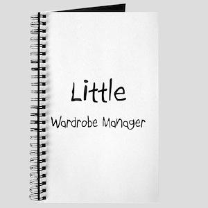 Little Wardrobe Manager Journal