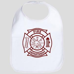 Firefighter Maltese Cross Bib