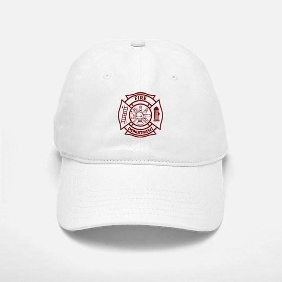 Firefighter Maltese Cross Hat