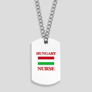 Hungary Nurse Dog Tags