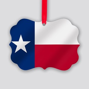 Flag of Texas Ornament