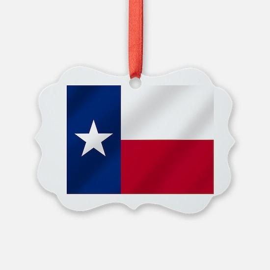 Flag of Texas Ornament