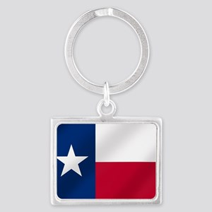 Flag Of Texas Keychains