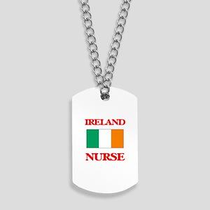 Ireland Nurse Dog Tags