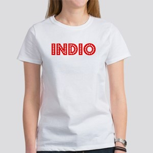 Retro Indio (Red) Women's T-Shirt