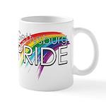 Gettysburg Pride logo Mugs