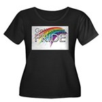 Gettysburg Pride logo Plus Size T-Shirt