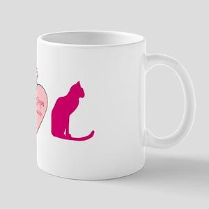 Trucker Cat  Mug