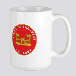 ENGINEERS-CORPS Large Mug