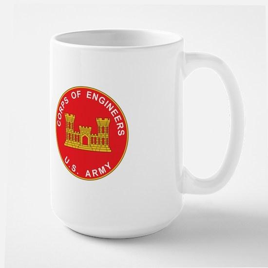 ENGINEERS-CORPS Large Mug